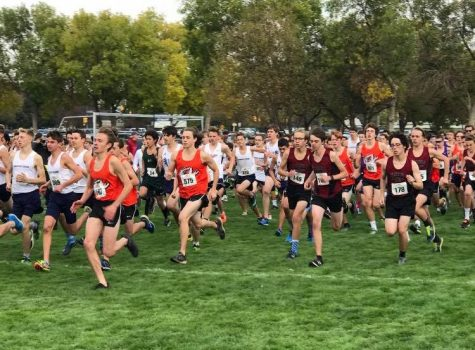 Dakota Ridge XC Places First In Their Biggest Race Yet