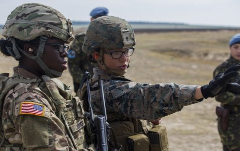 The Addition of Women to the Selective Service