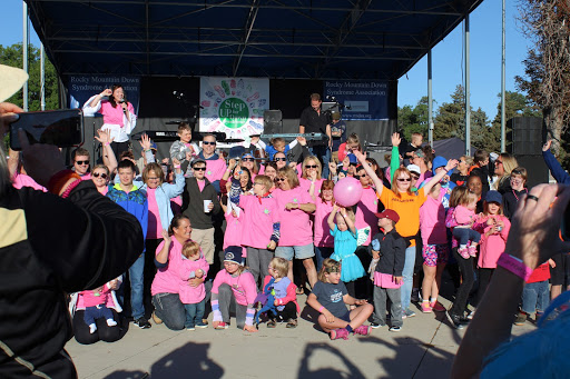 Step Up For Down's 23rd annual walk and fundraising event was a success.