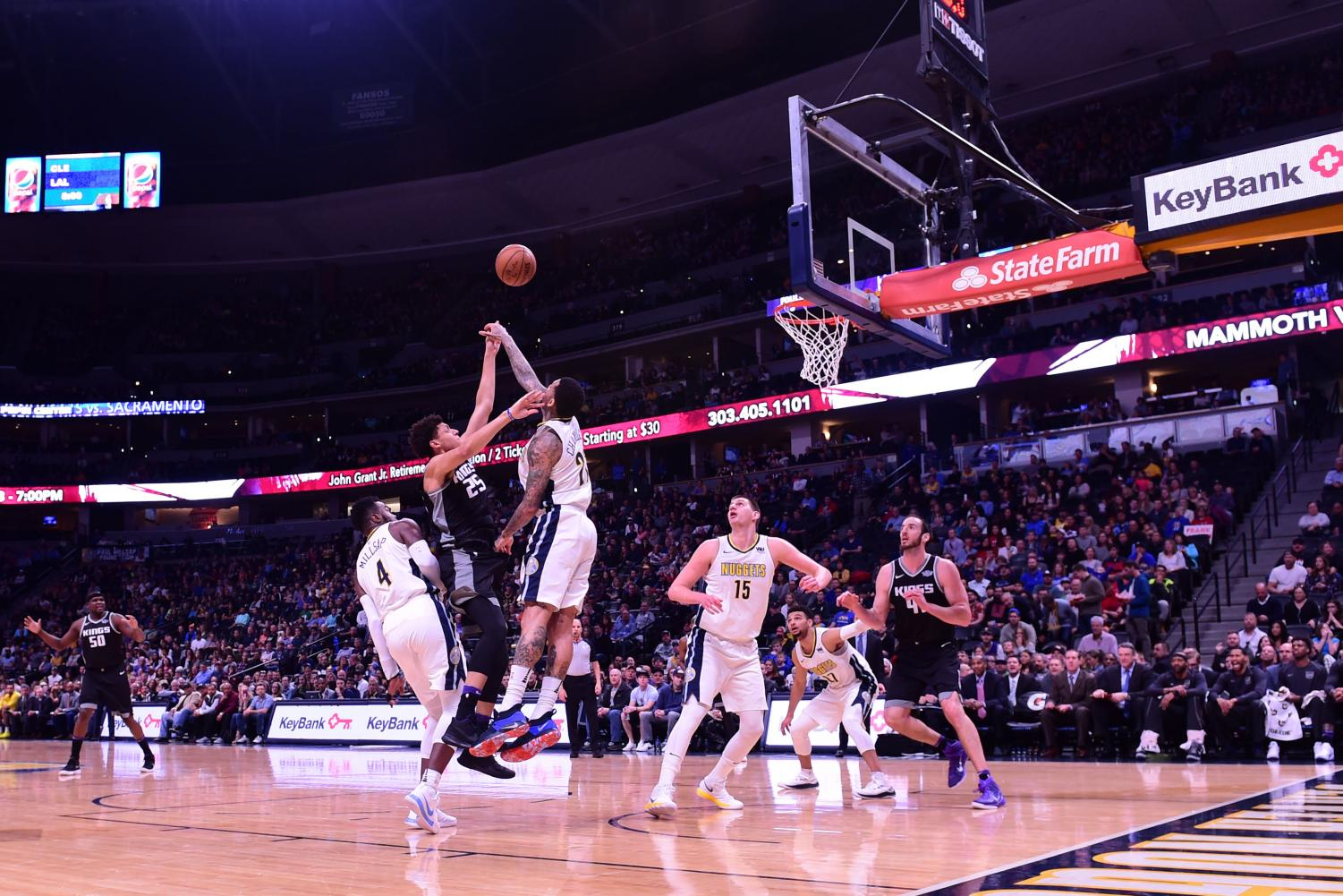 Denver sports teams like the Nuggets are at risk of having most of their season blacked-out.