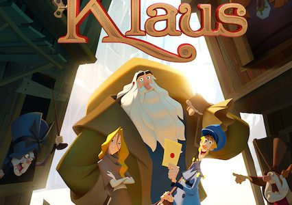 Klaus Brings Toys and Joy to the Screen