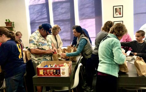 Christ in the City Draws People from All Over Denver to Give and Receive