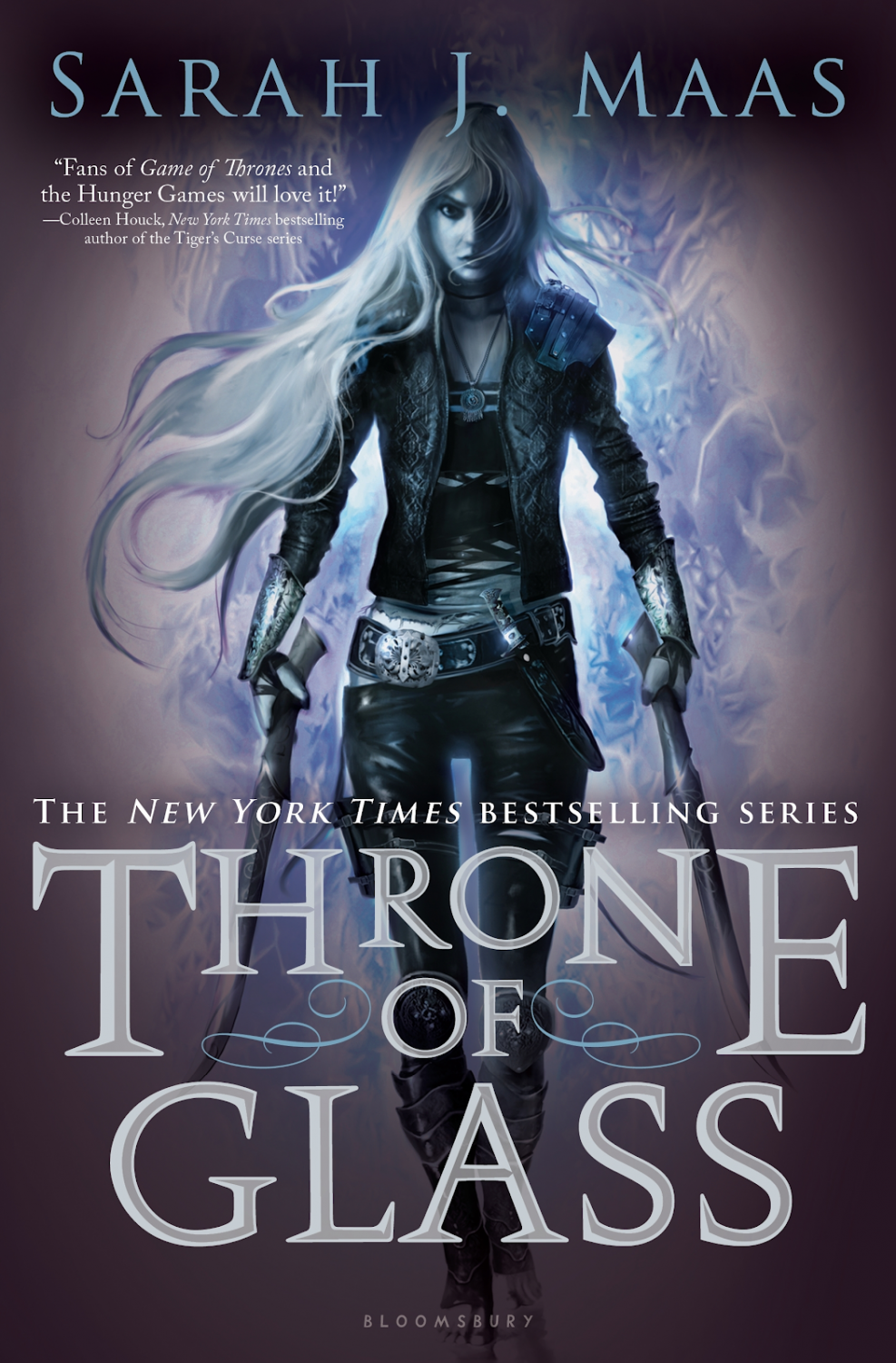 Sarah J. Mass's series, Throne of Glass, will go down in literary history.
