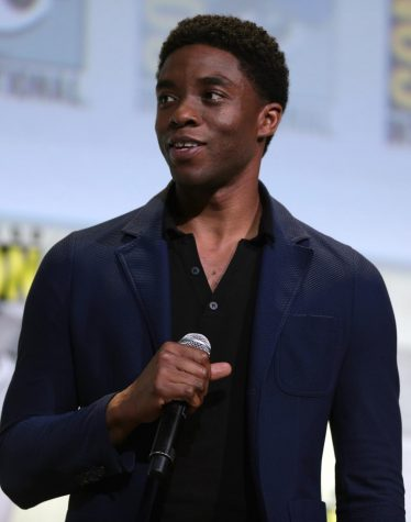 Chadwick Boseman died with his wife and family by his side. He had known about his diagnosis for four years.