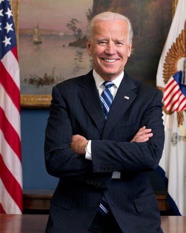 2020 President-elect, Joe Biden.