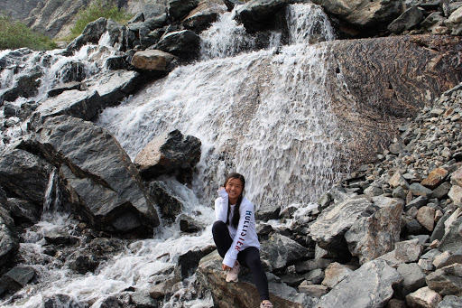 "Fantastic trails and early mornings seem to call Shayna Nguyen's name as she takes to hiking and walking to stay healthy and refreshed. ""My favorite part of hiking and being outside is seeing the gorgeous scenery around Colorado,"" Nguyen said."