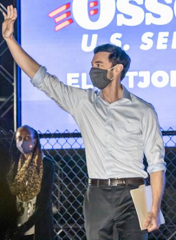 Jon Ossoff, newly elected Georgia Senator.