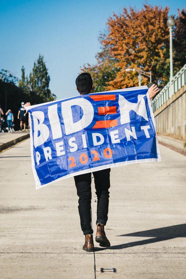 America+welcomes+Joe+Biden+as+the+46th+president.+