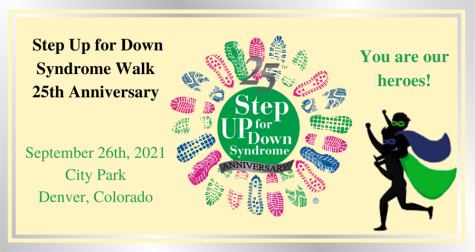 Eagles participate this weekend in the annual Step Up For Down Syndrome Walk.